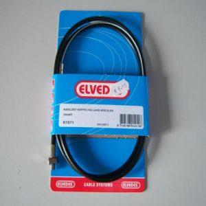 Kreidler Koppeling kabel lang zwart merk Elvedes
