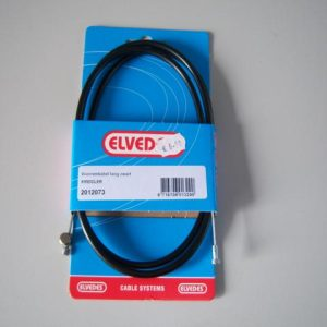 Kreidler Voorrem kabel lang zwart merk Elvedes