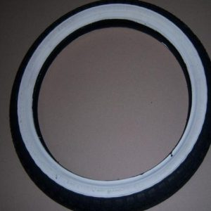 Kreidler Continental buitenband zwart wit 17 inch kks10ww