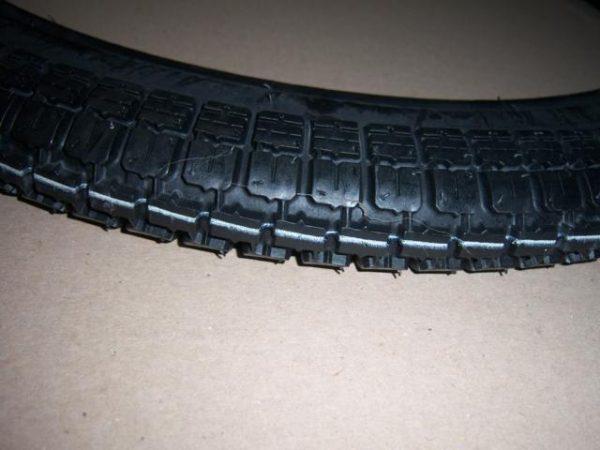 Kreidler Deestone buitenband zwart 19x250 inch