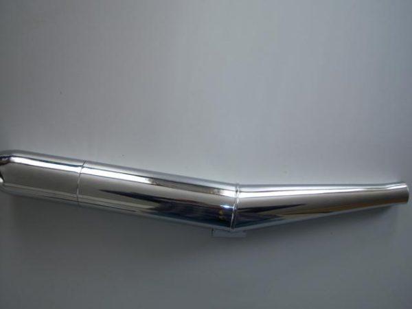 Kreidler knik uitlaat 32 mm 3 delig