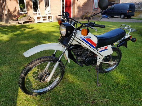 Honda MT 8 in originele staat