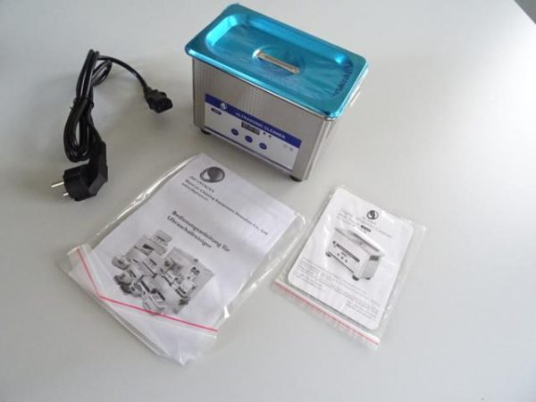 Ultrasoon Reiniger 800 ml