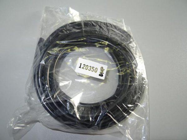 Kreidler bougie kabel dik 7 mm 5 meter lang