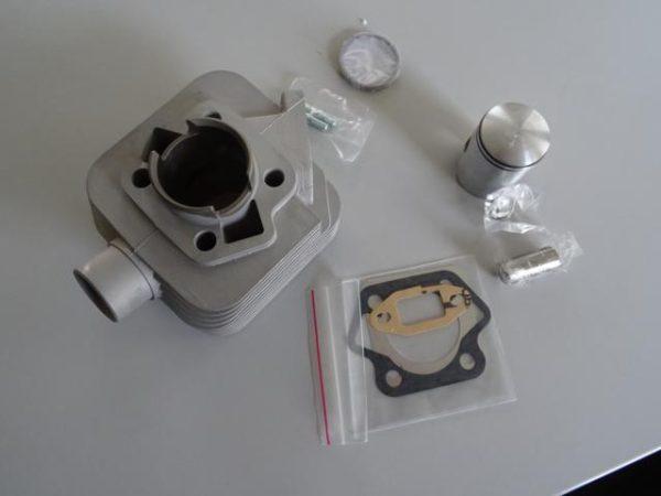 Kreidler 5,8 PK 50cc geforceerde koeling cilinder