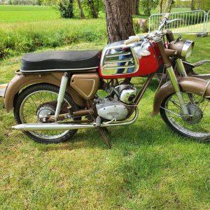 DKW 139 TS in originele staat. Bouwjaar 1968 4 Versnellingen Kickstart