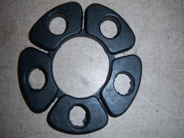 Kreidler tandwieldrager rubber origineel
