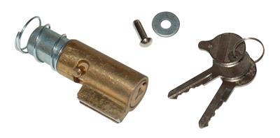 Kreidler stuurslot compleet model 1973-1982