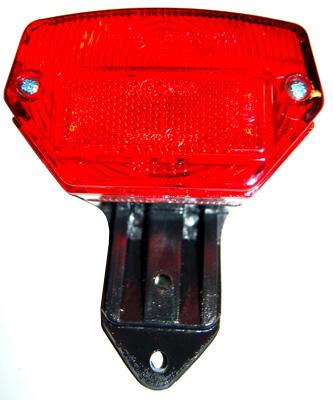 Kreidler achterlicht op poot voor bouwjaren 1973-1982