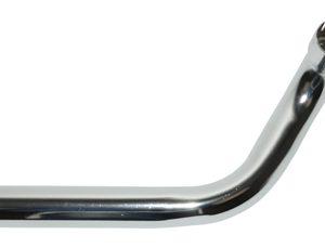 Kreidler 32 mm uitlaatbocht opschuif model