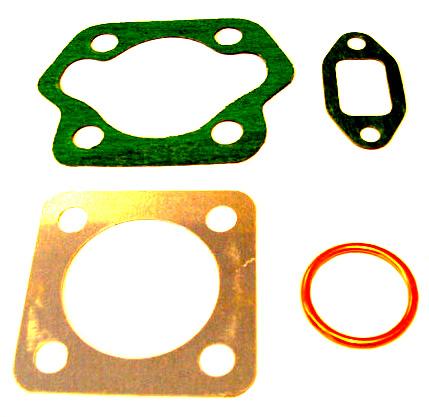 Kreidler cilinder pakkingset compleet voor 3, 4 en 5 bak