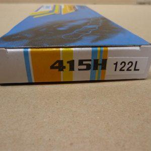 Ketting voor Kreidler 122 schakels 3/16 smal ketting