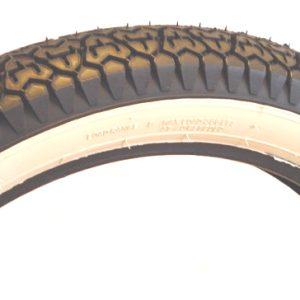 Sava buitenband 275x17 inch zwart wit