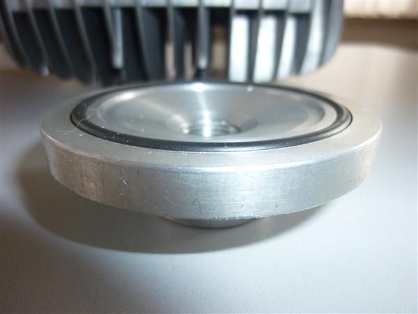Kreidler cilinderkop met losse verbrandingskamer Super Breitwand 50 cc