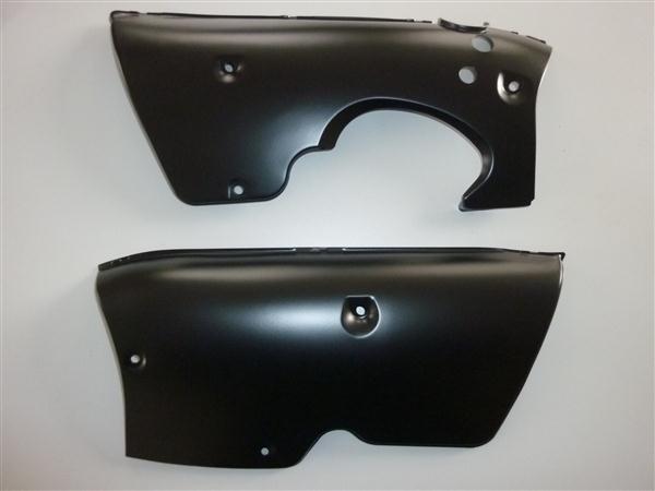 Kreidler Super breitwand kappen set 20 mm uitvoering