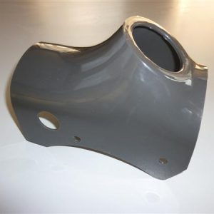 Balhoofdkap voor Kreidler GT Hondekop model 1967 Antaciet