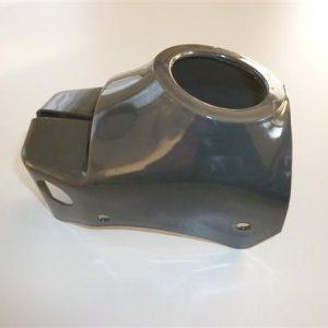 Balhoofdkap voor Kreidler florett model 1968 t/m 1972 Antaciet