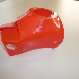 Balhoofdkap voor Kreidler florett model 1968 t/m 1972 Rood