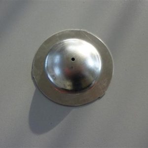 Afdekkap aluminium voor Kreidler ontsteking geforceerde koeling