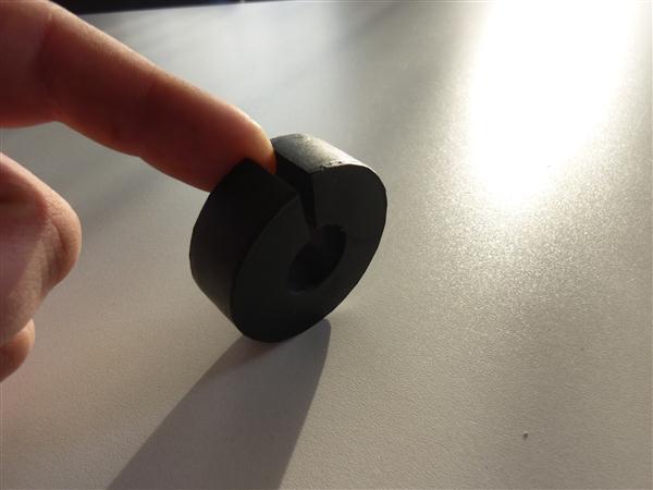 Kreidler bokstandaard aanslag rubber oud type
