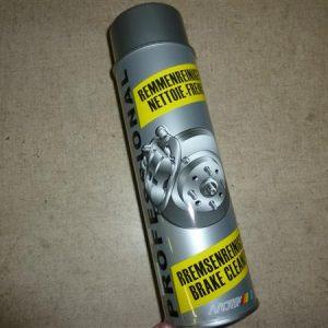 Remmen reiniger Motip 500 ml