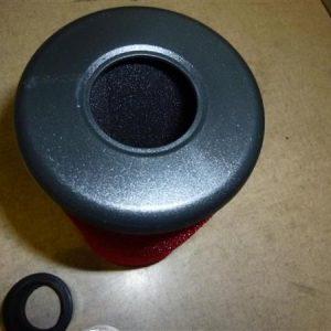 Kreidler Powerfilter groot model schuimfilter ( rood )