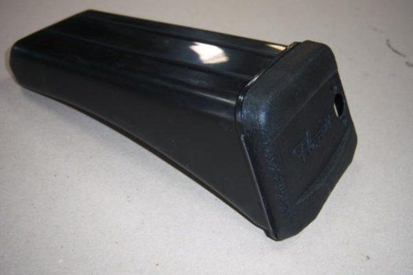 Kreidler gereedschapskastje gemoffelt zwart