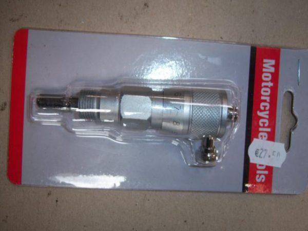 Kreidler micrometer bougie gat