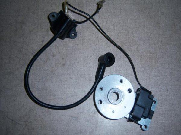 Kreidler binnen rotor ontsteking