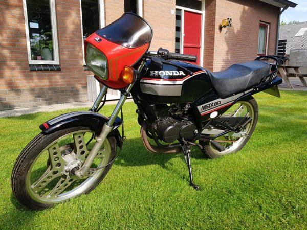 Honda MBX 80 6 bak