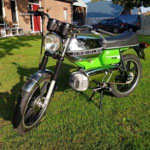 Kreidler RS van bouwjaar 1978 volledig gerestaureerd geen kenteken